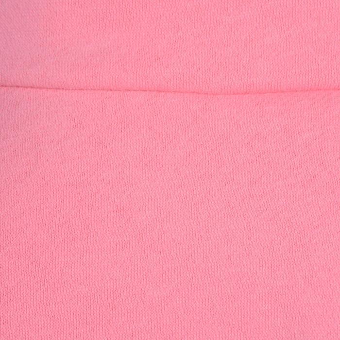 Survêtement chaud zippé imprimé Gym fille Warm'y Zip - 1091040
