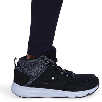 Leggings de gimnasia niña negro