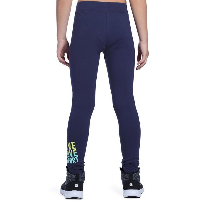 Legging imprimé Gym fille - 1091050