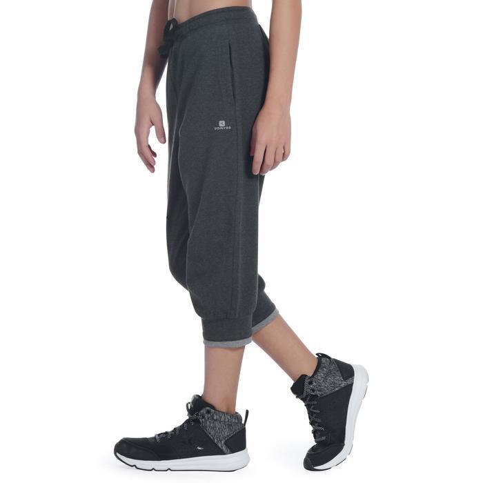 Gym kuitbroek voor meisjes, regular fit - 1091135