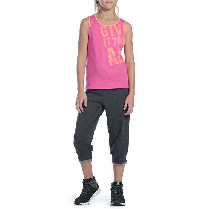 Gym kuitbroek voor meisjes, regular fit - 1091150