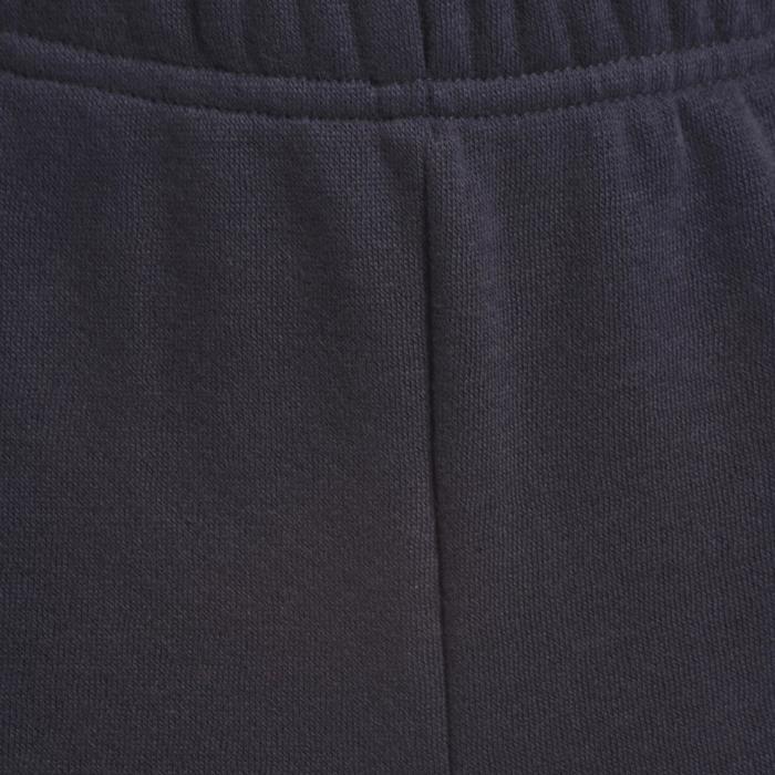 Survêtement chaud zippé imprimé Gym fille Warm'y Zip - 1091182