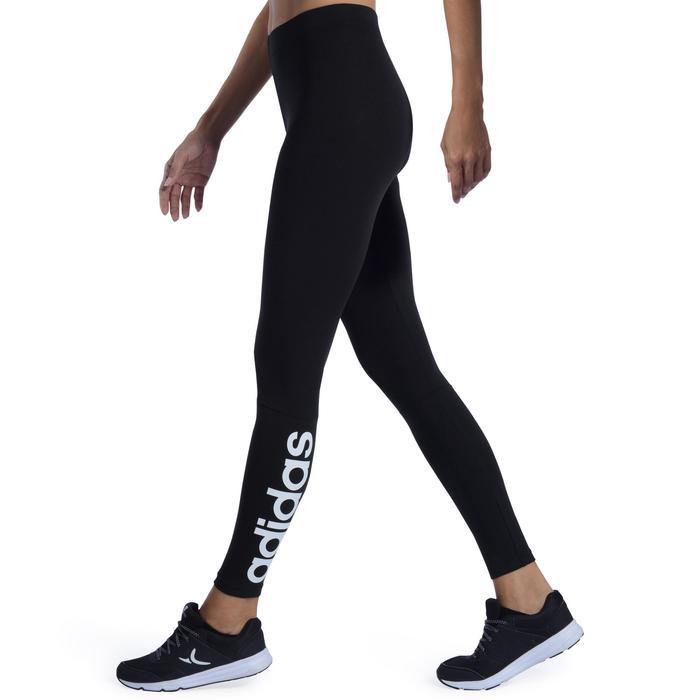 Dameslegging Adidas 500 voor gym en stretching slim fit zwart bd71dfd080