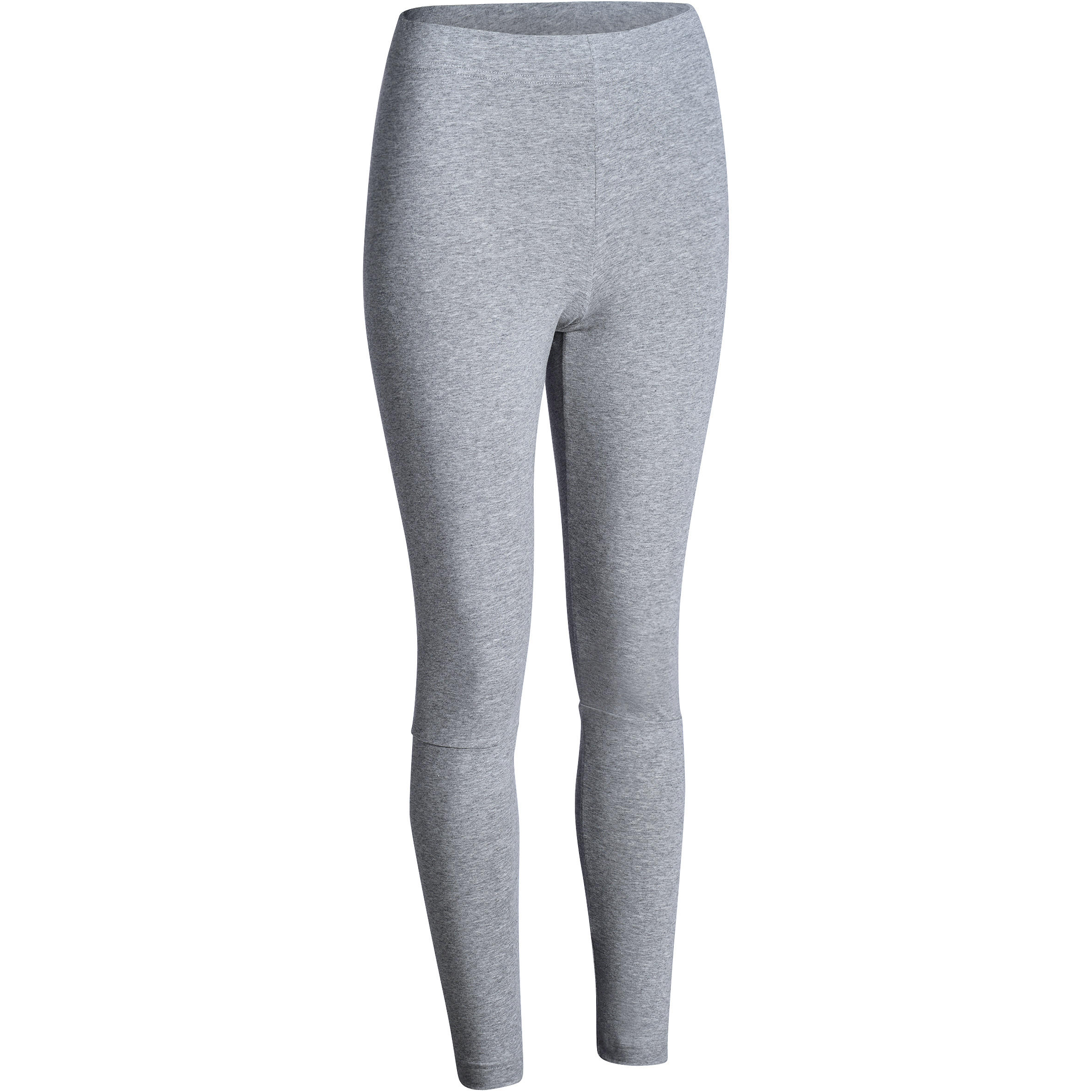 Adidas Fitnesslegging voor dames grijs/koraal