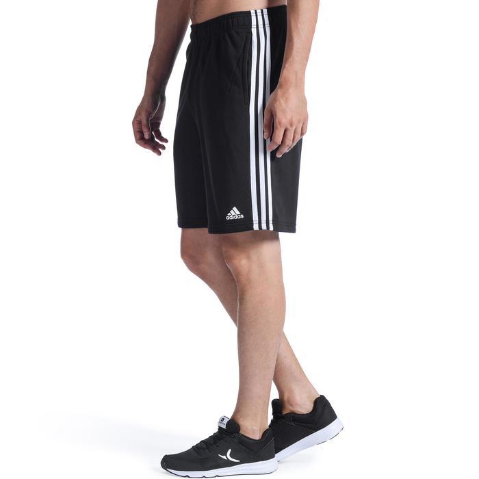 Short gym pilates homme noir - 1091671