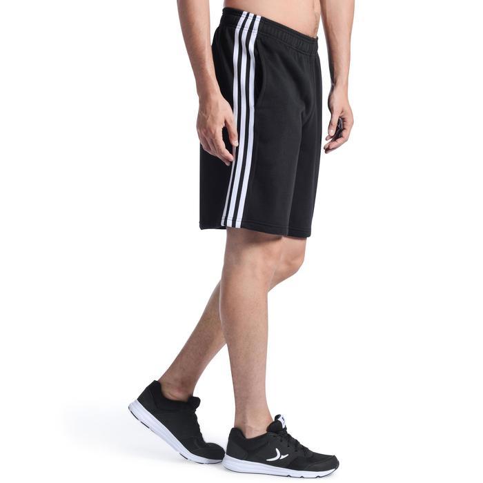 Short gym pilates homme noir - 1091673