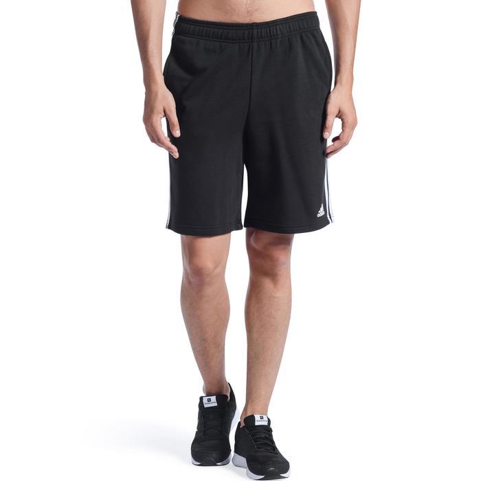 Short gym pilates homme noir - 1091674