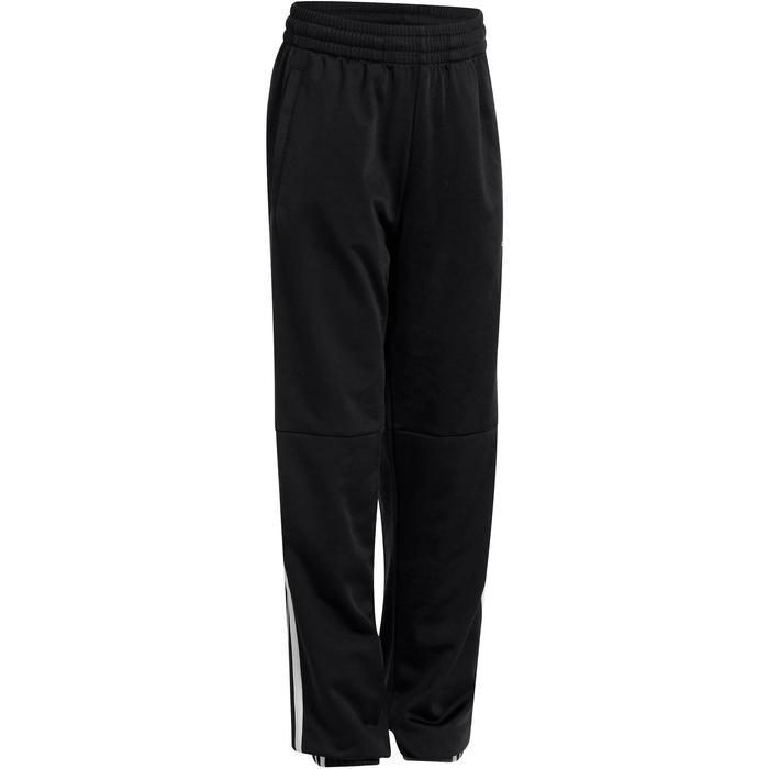 Pantalon Fitness garçon noir - 1091820