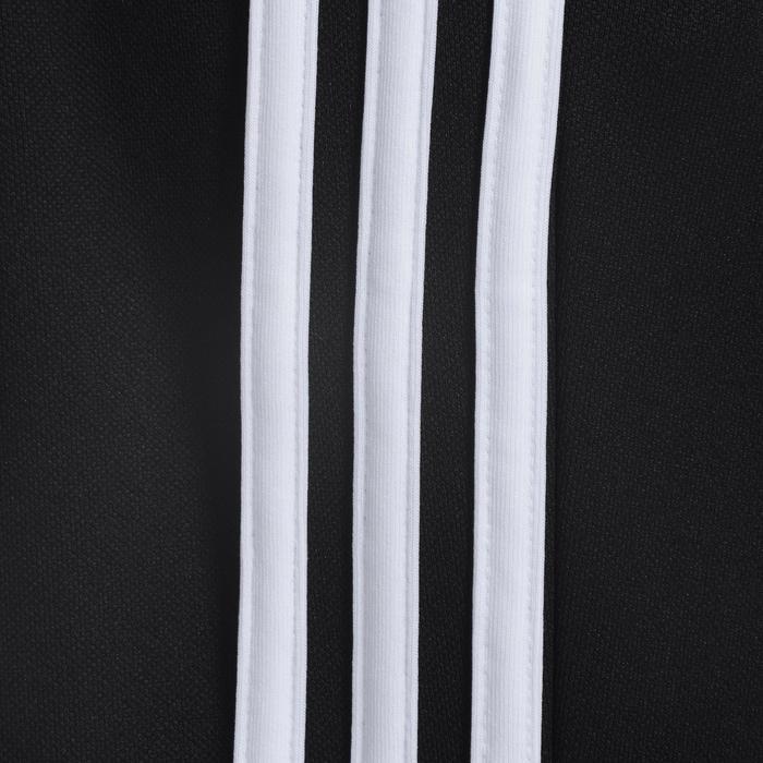 Pantalon Fitness garçon noir blanc - 1091851