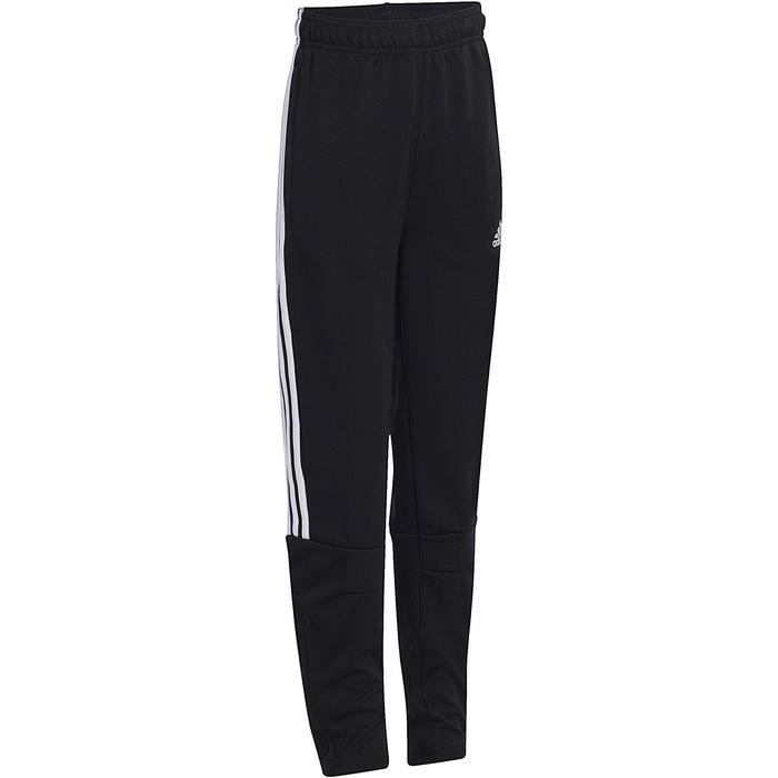 Pantalon Fitness garçon noir blanc - 1091889