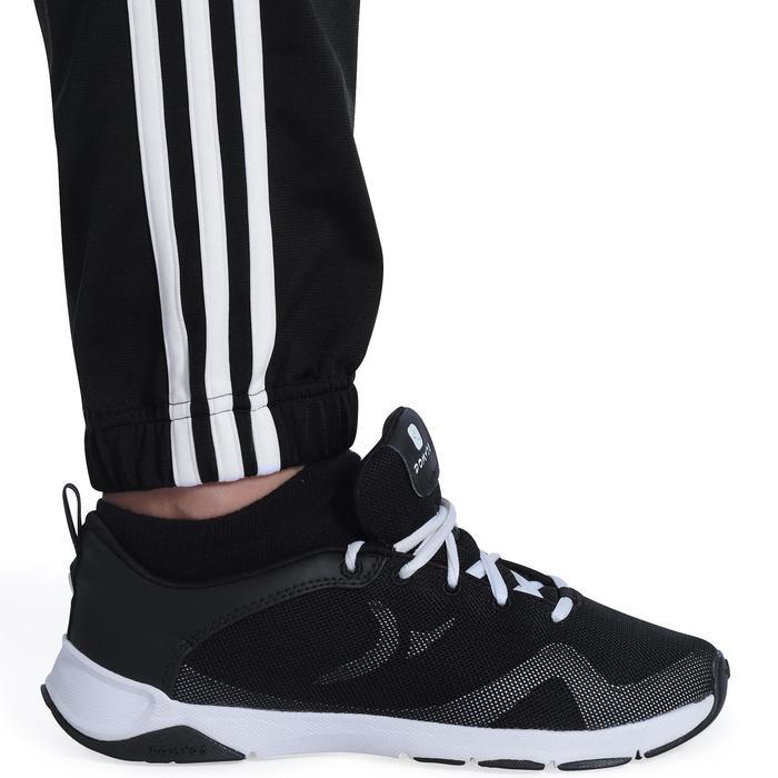 Pantalon Fitness garçon noir - 1091896