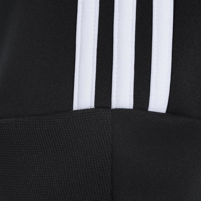 Pantalon Fitness garçon noir blanc - 1091919