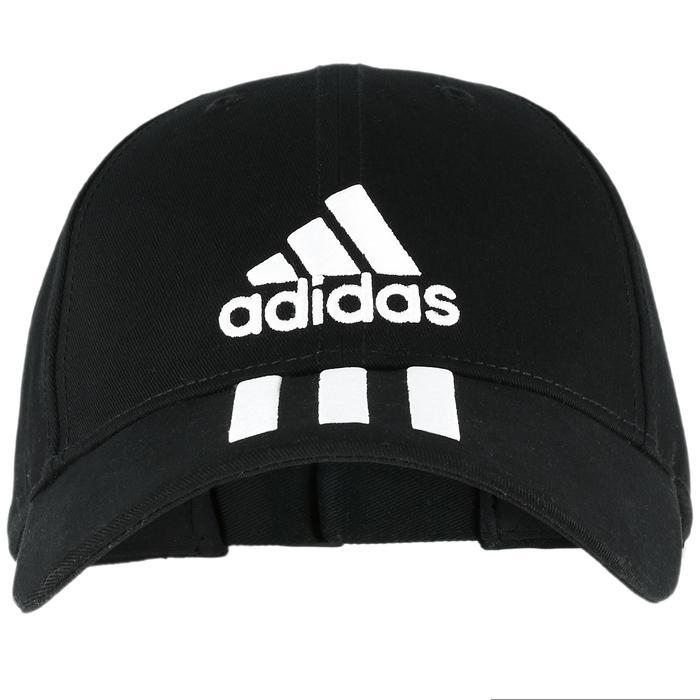 Casquette Adidas fitness noire blanche - 1091994