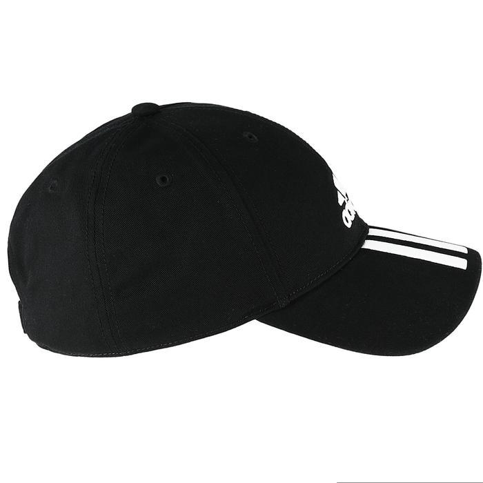 Casquette Adidas fitness noire blanche - 1092008