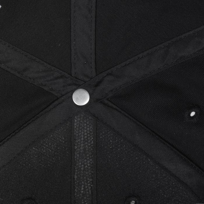 Cap Schirmmütze Fitness schwarz/weiß