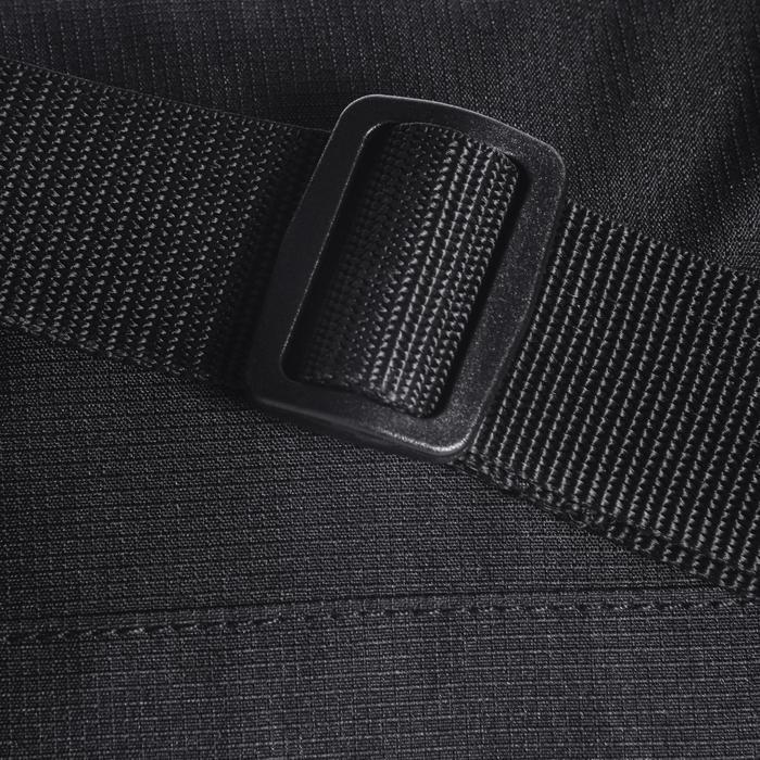 Fitnesstas voor kinderen Adidas XS zwart en wit