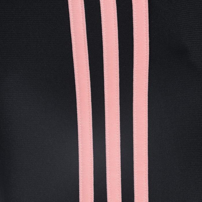 Survêtement Fitness fille rose noir - 1092113