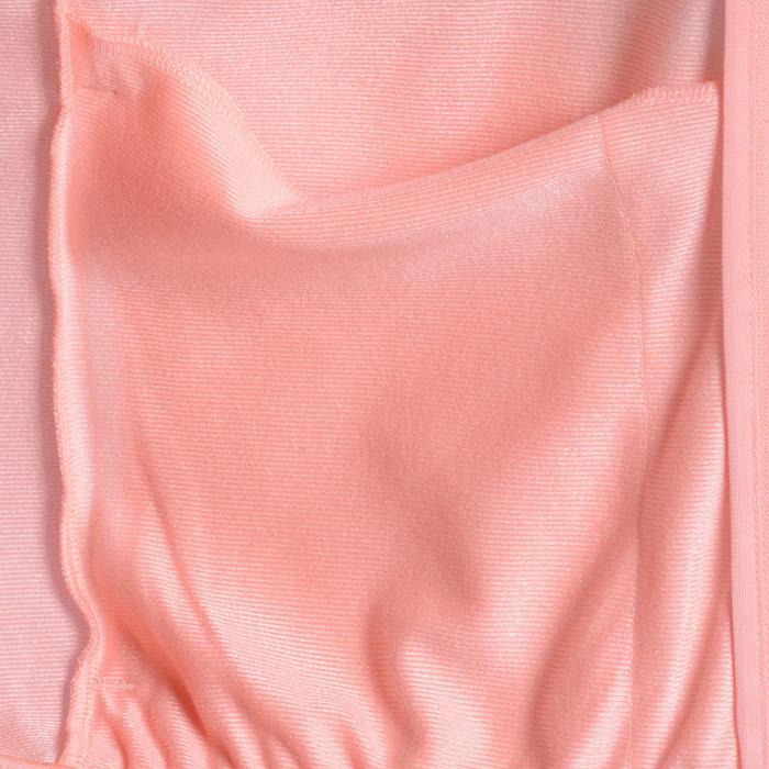 Survêtement Fitness fille rose noir - 1092119