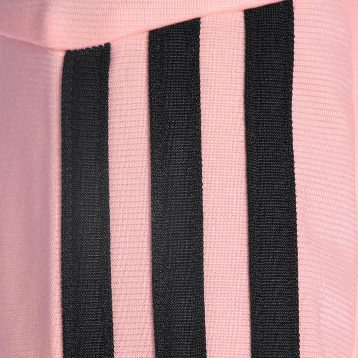 Survêtement Fitness fille rose noir - 1092122