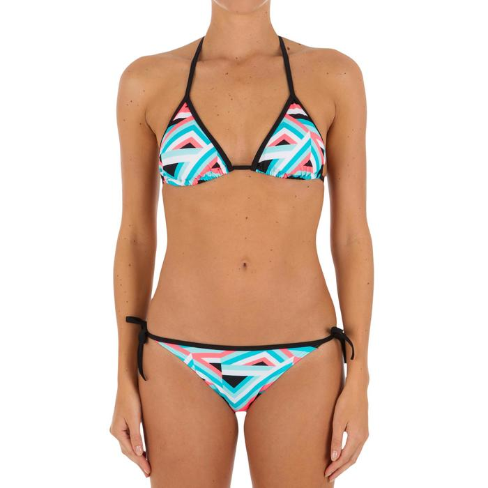 Sujetador de bikini mujer triángulos corredizos con copas MAE KEOLA MARTINICA