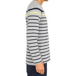 T-shirt met lange mouwen zeilen 100 heren - 1092437