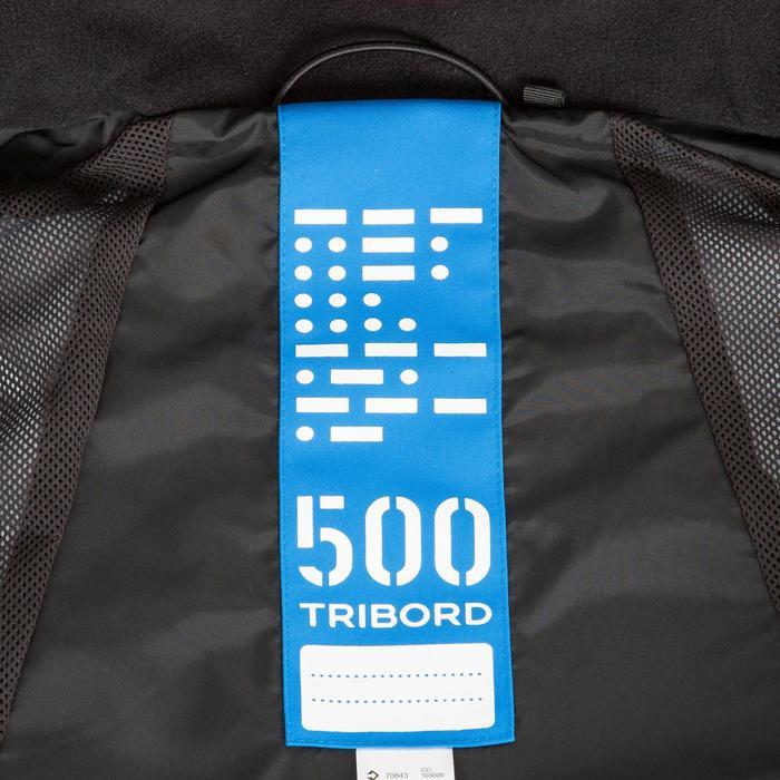 Segeljacke Blouson 500 Herren leuchtendblau