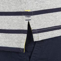 T-shirt met lange mouwen zeilen 100 heren - 1092500