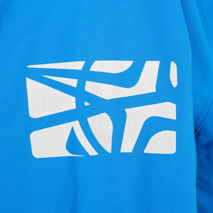 Veste voile régate bateau RACE 500 Homme bleu vif