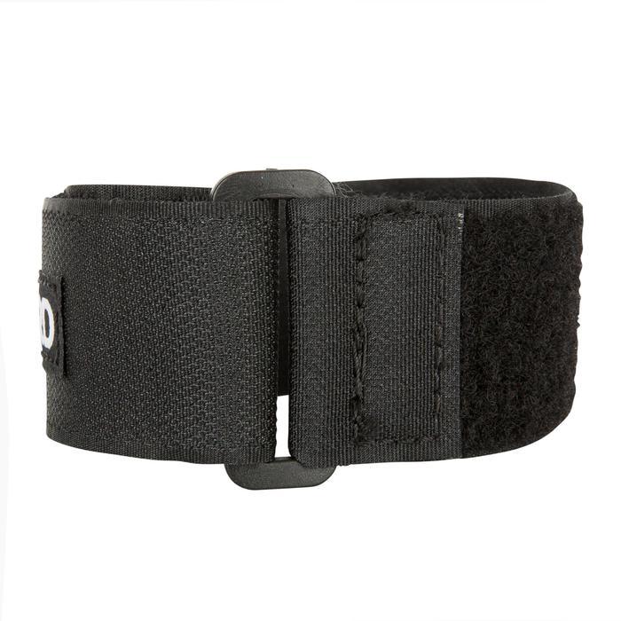 Enkelband voor surfpak zwart