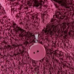 Hoofdhanddoek in zachte microvezel, paars