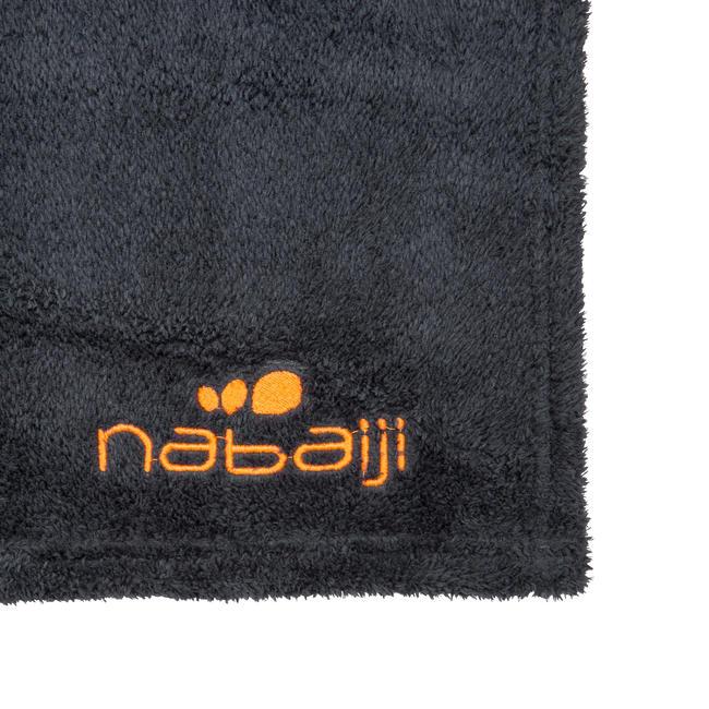 Soft Microfiber Towel - Black
