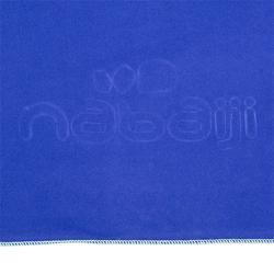 Toalla de microfibra XL azul