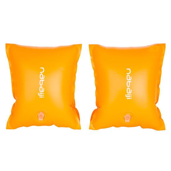 Oranje zwembandjes met twee luchtkamers voor kinderen van 30 tot 60 kg - 1092867