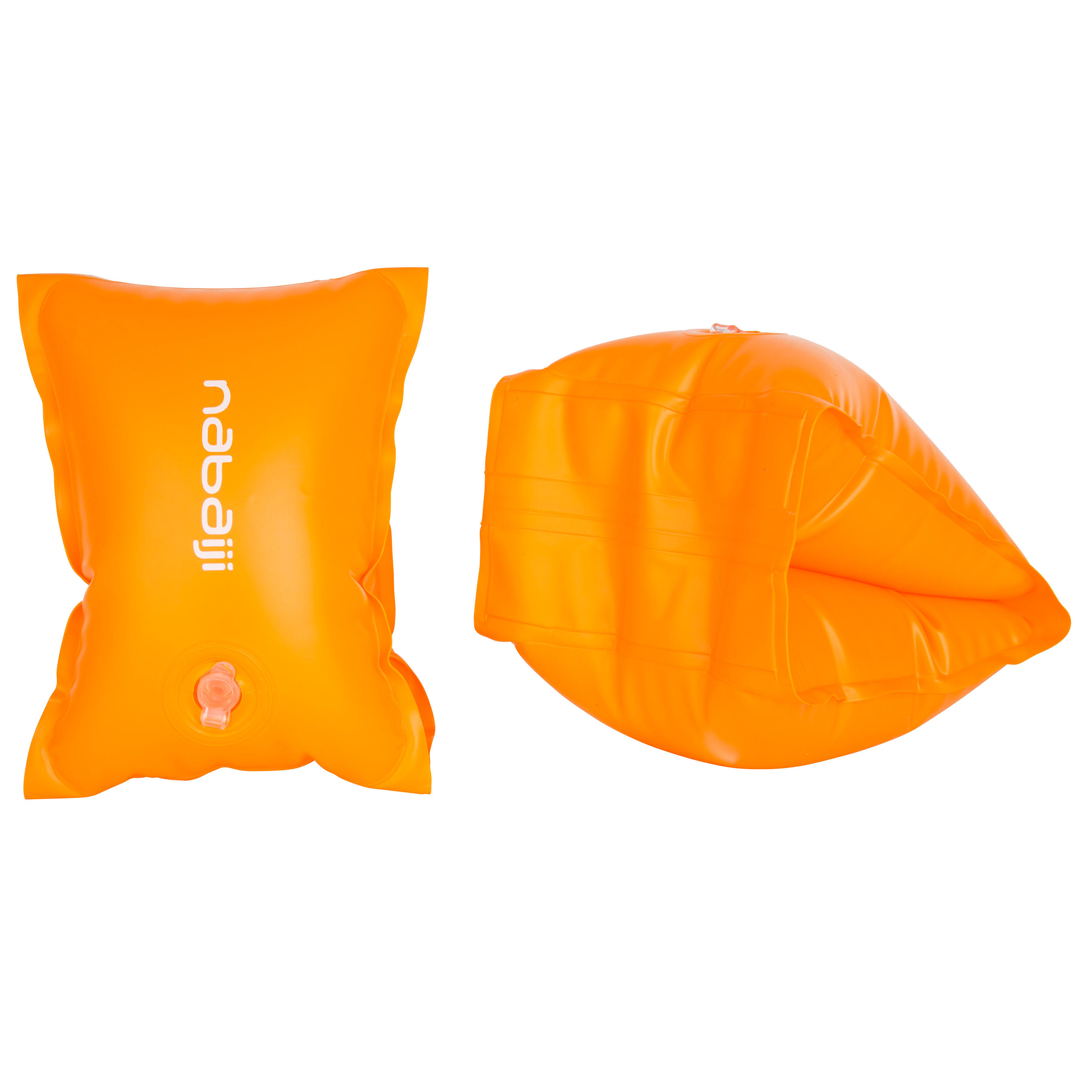 Flotadores de natación para niños - naranja