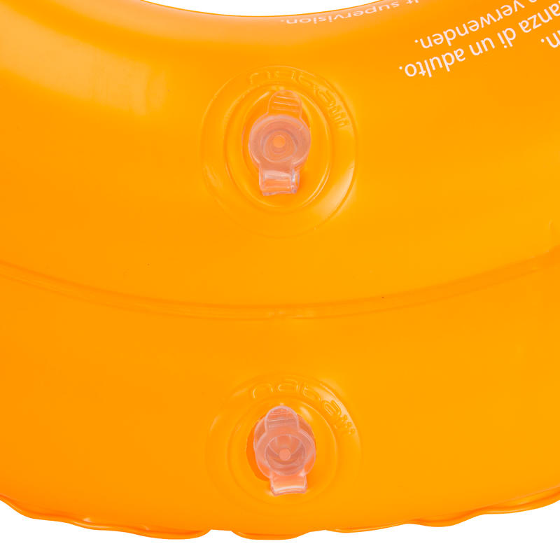 Kids swimming ring 3-6years - Orange