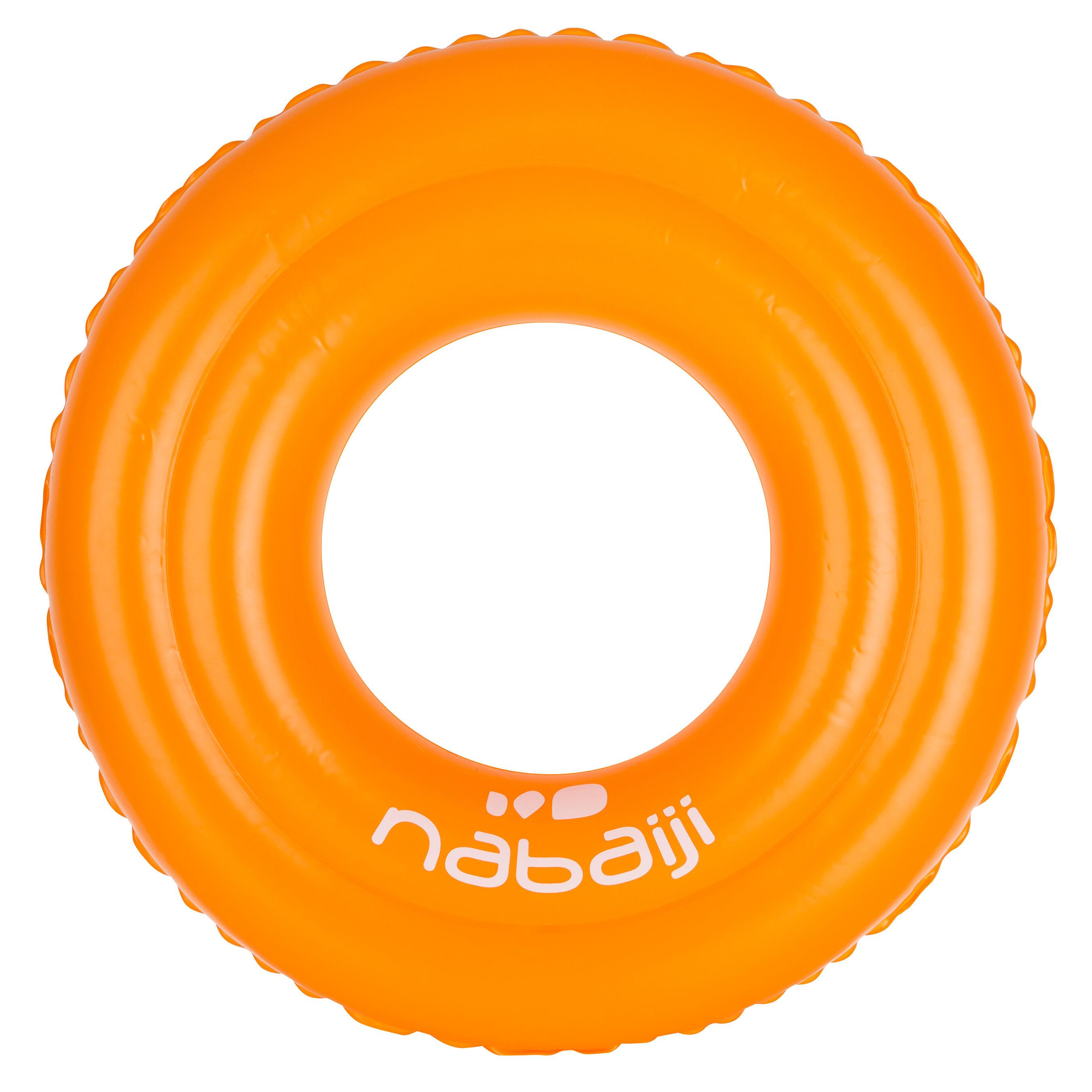 Orange iInflatable...