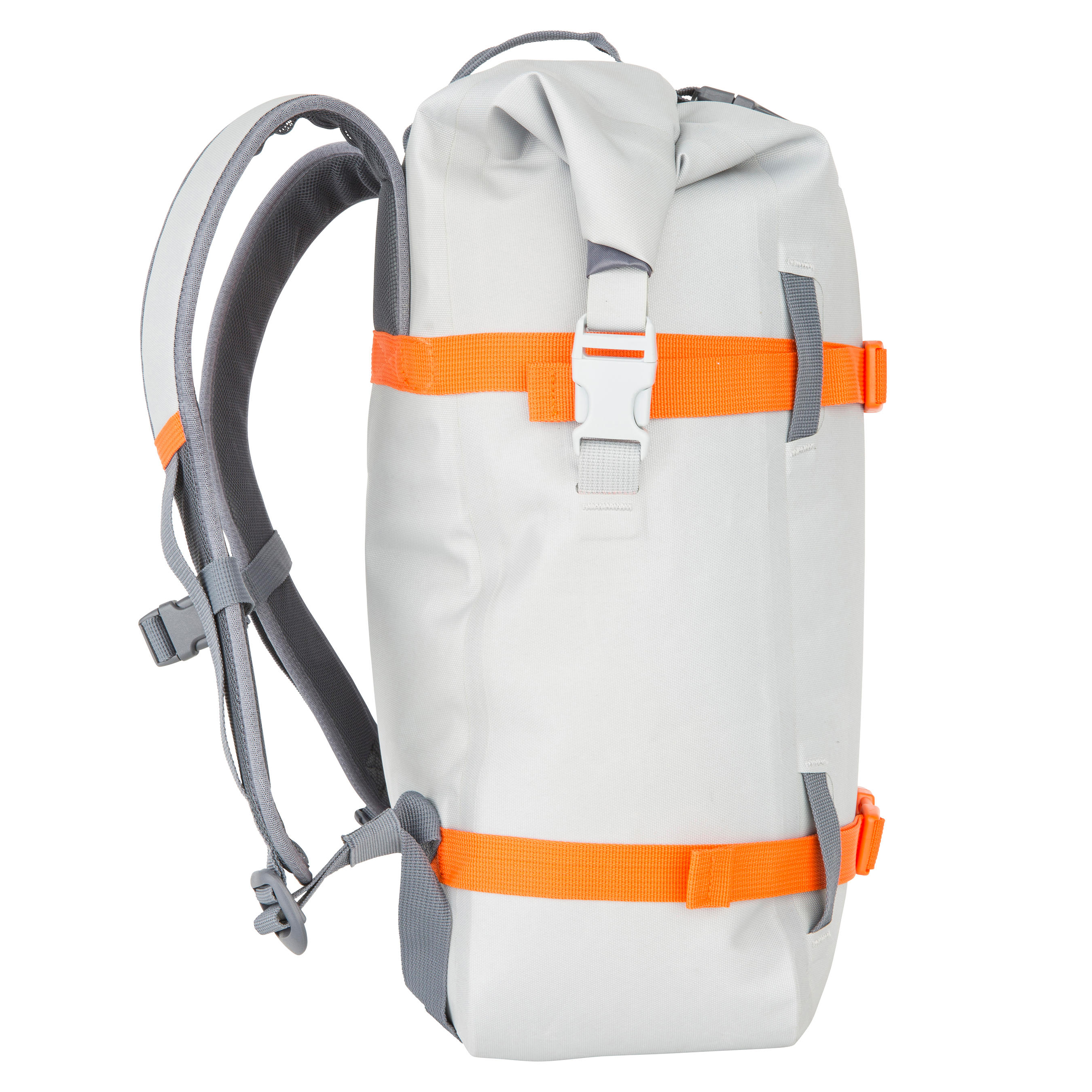 20L Watertight Backpack - Grey