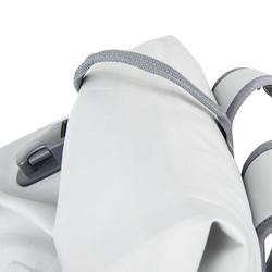 防水背包20 L-灰色