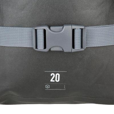 Waterproof Backpack 20L - Black