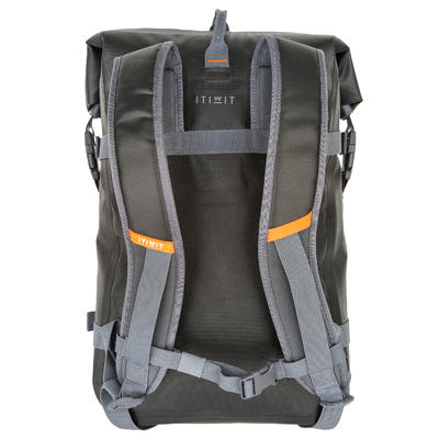 Waterproof Backpack 20L - Black