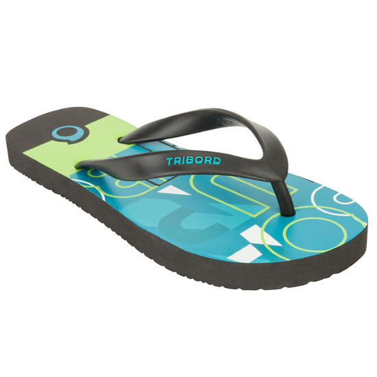 Slippers TO 100S B Words - 1093410