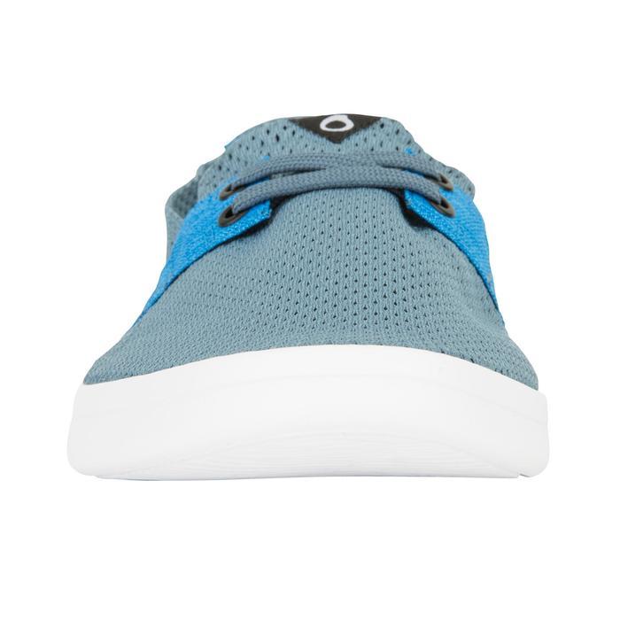 Zapatillas Hombre AREETA Azul Gris