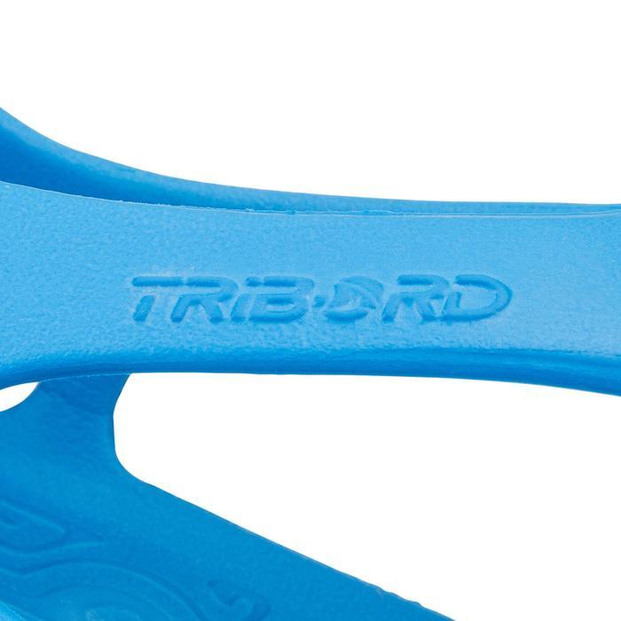 兒童款涼鞋S 100-藍色