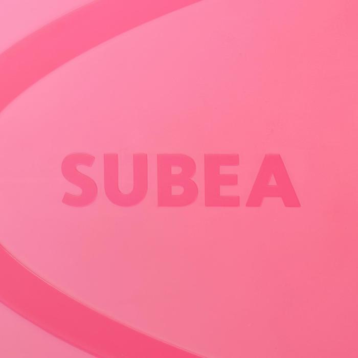 Kit de snorkeling PMT palmes masque tuba 100 adulte - 1093835