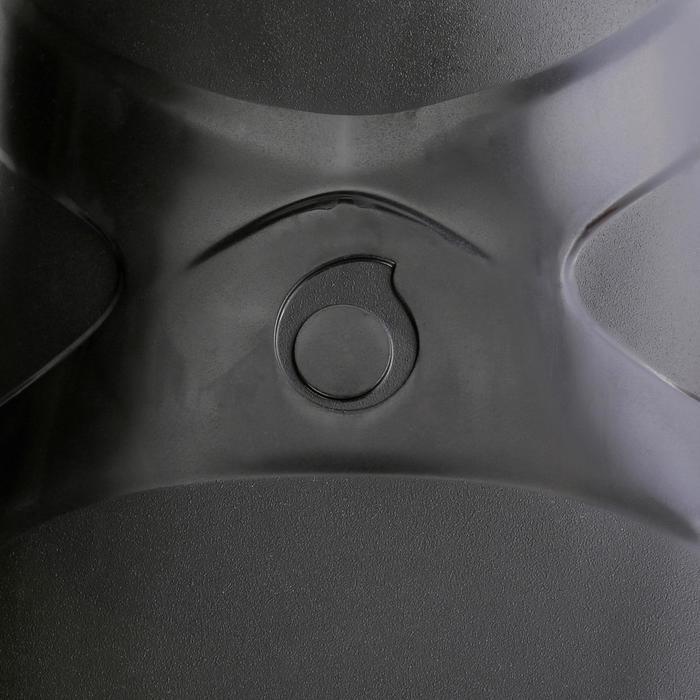Kit de snorkeling PMT palmes masque tuba 100 adulte - 1093842