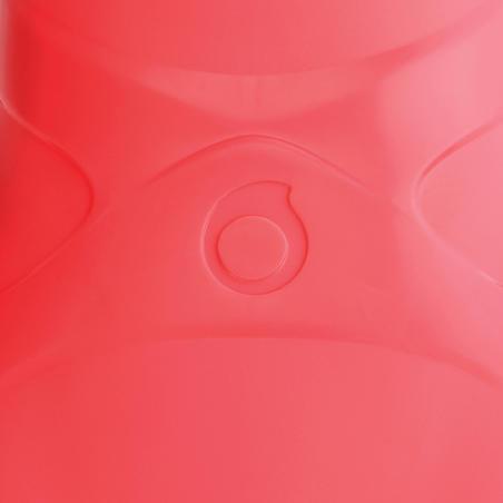 SNK 520 Kids Snorkelling Fins - Coral Pink