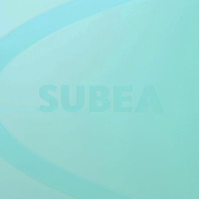 زعانف غطس SNK 520 للكبار- أسود وأخضر