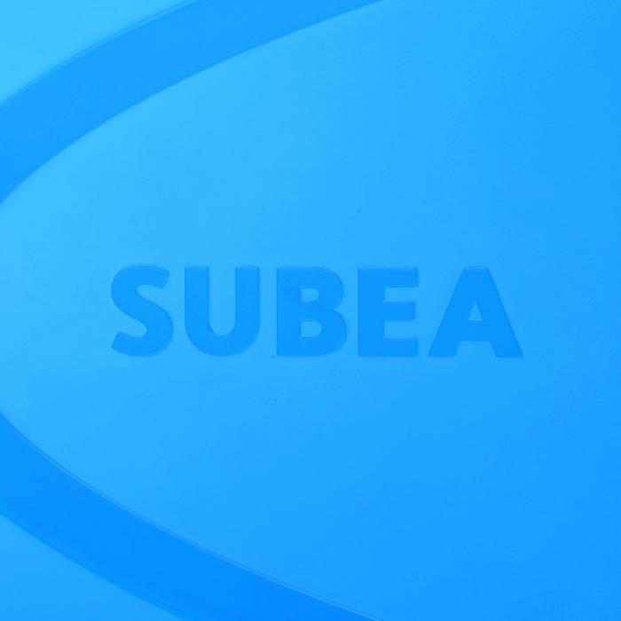 Kit de snorkeling PMT palmes masque tuba 100 adulte - 1093881