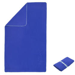 Supercompacte microvezelhanddoek maat XL 110 x 175 cm