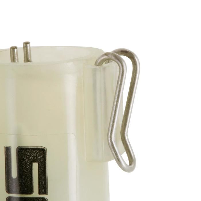 Lampe flash avec mousqueton de signalisation sous-marine en plongée